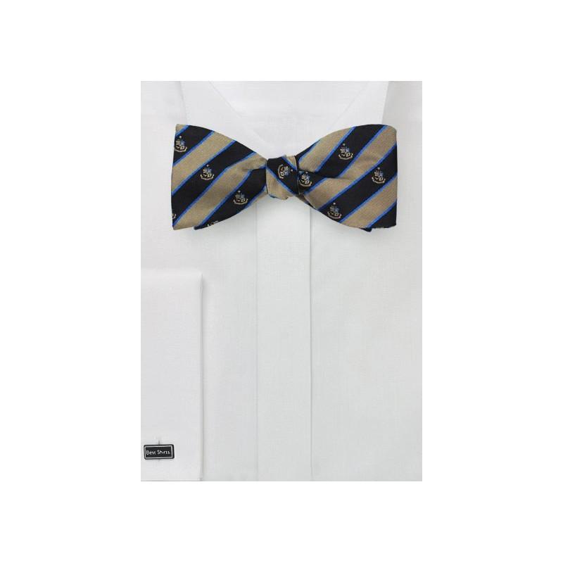 Self Tie Bowtie for Phi Kappa Sigma
