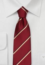 Pi Kappa Alpha Skinny Tie