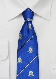 Crested Skinny Tie for Pi Kappa Phi