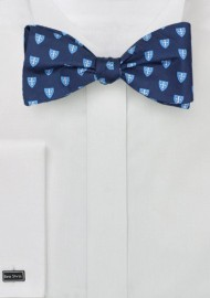 Sigma Chi Self Tied Bowtie