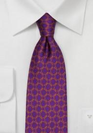 Silk Necktie for Sigma Phi Epsilon