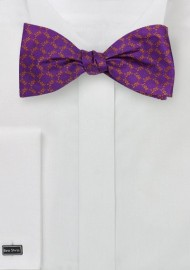 Silk Freestyle Bow Tie for Sigma Phi Epsilon