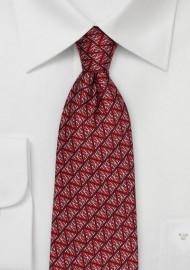 TKE Fraternity Silk Tie