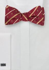 Theta Chi Self Tie Bowtie