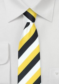 Skinny Striped Tie for Sigma Nu