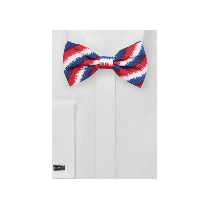 Cotton Summer Bow Tie