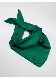 Rich Hunter Green Ladies Scarf