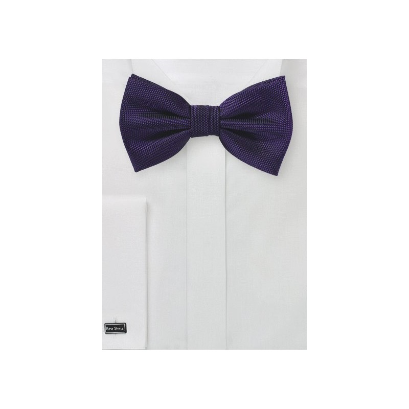 Matte Bow Tie in Regency