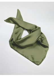 Olive Green Womens Scarf