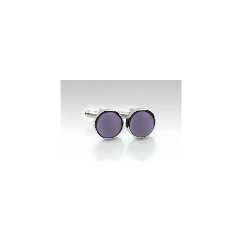Wisteria Purple Cufflinks