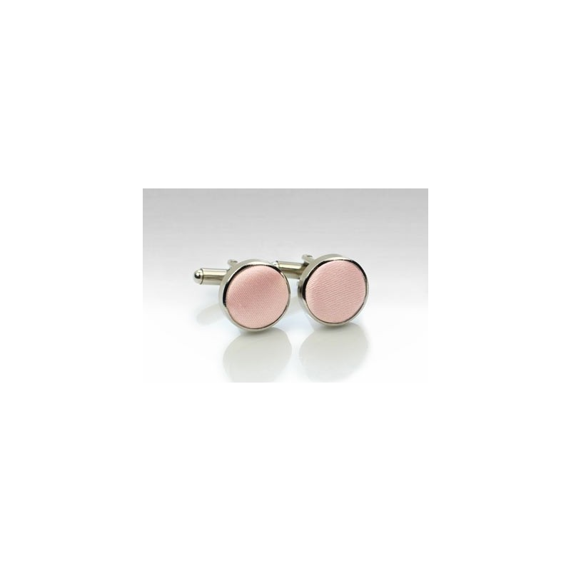 Peach Blush Cufflinks