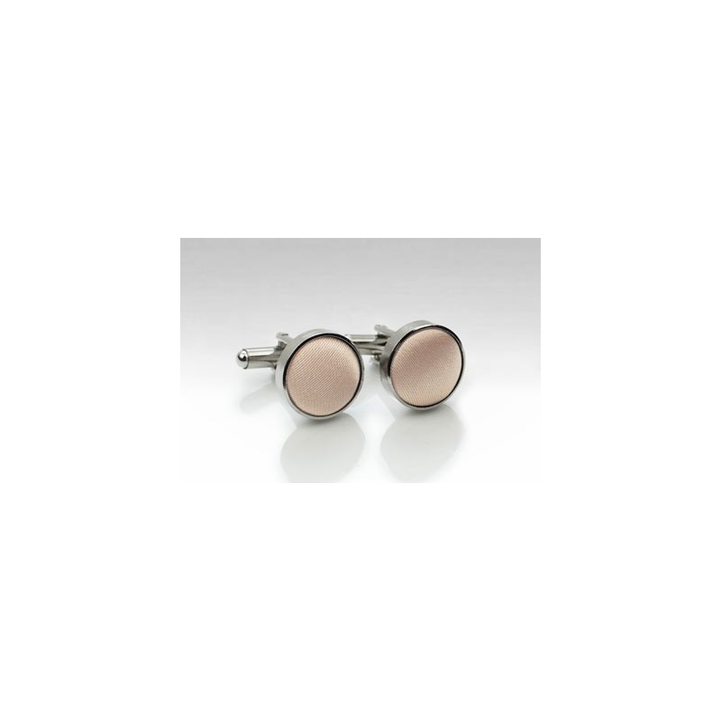 Champagne Colored Cufflinks