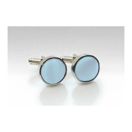 Light Blue Cufflinks