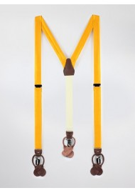 Golden Colored Mens Suspenders