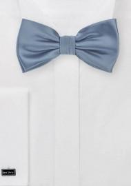 Slate Blue Bowtie