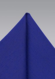 Ultramarine Pocket Square