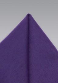 Royal Grape Pocket Hanky