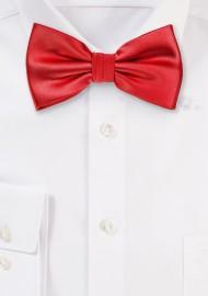 Pre-Tied Men's Bow Tie in...