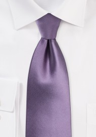 Wisteria Tie in XL Length