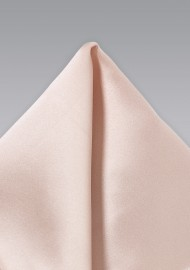 Antique Blush Pocket Square
