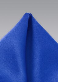 Horizon Blue Pocket Square