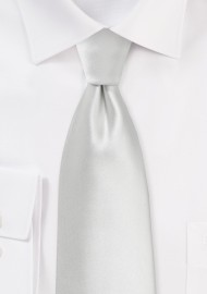 Ivory Color Tie for Kids