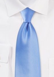 Bright Sky Blue XL Tie