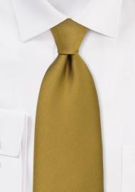 Saffron Textured Tie