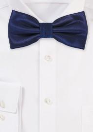 Dress Bow Tie in Formal Navy
