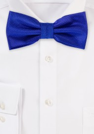 Horizon Blue Mens Formal Bow Tie