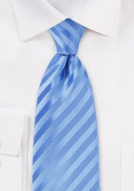 Cornflower Blue Mens Tie