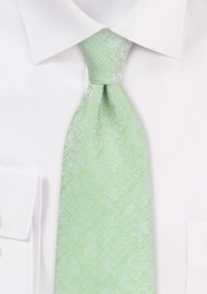 Light Cypress Green Necktie
