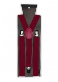 Cherry Red Suspenders Packaging