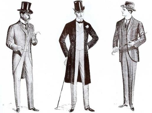 early 1900s fashion men - photo #19