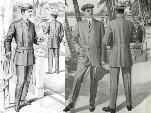 Vintage cufflinks for men
