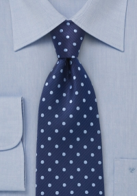 Wear light blue shirt with to tie How to