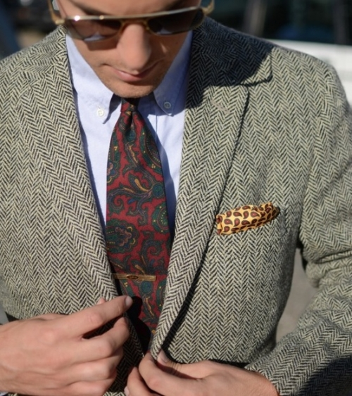 Paisley Ties Style Tips For Your Paisley Neckties