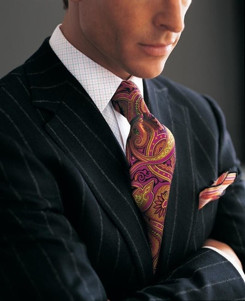 Paisley Ties – Style Tips for Your Paisley Neckties