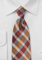persimmon-burnt-orange-necktie