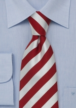 red-silver-striped-tie