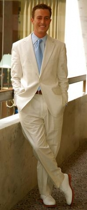 Mens Summer Suits 2011