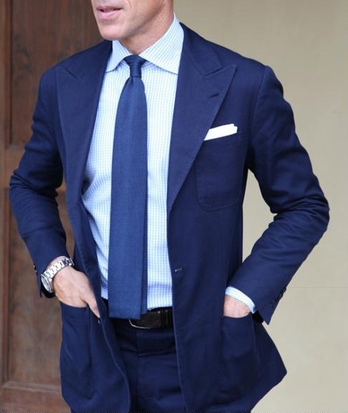 blue-mens-cotton-suit