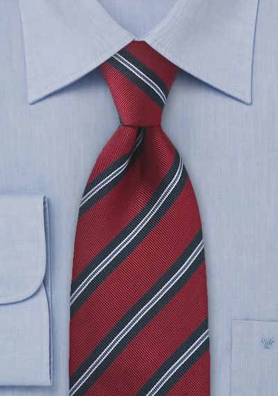 striped-tie-regimental