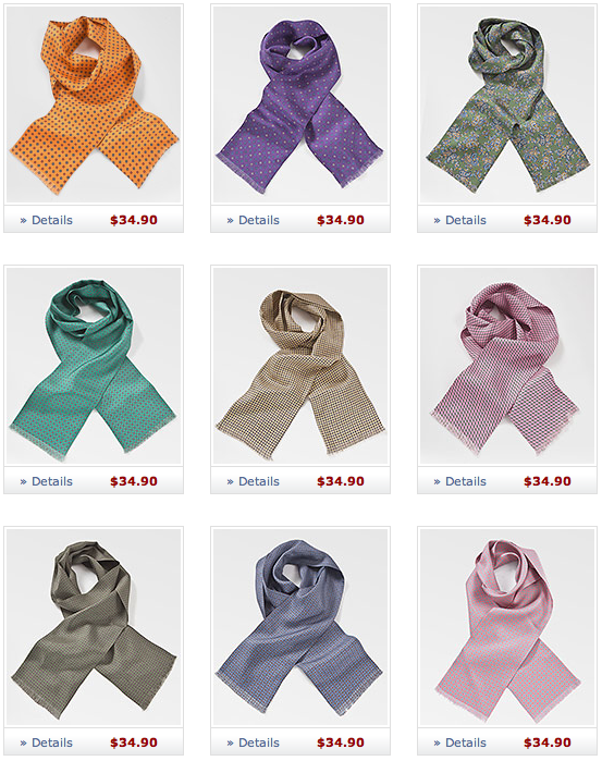 mens-silk-scarves