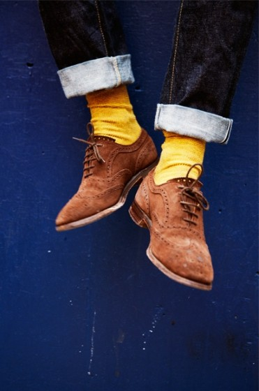 Mens_Yellow_Socks