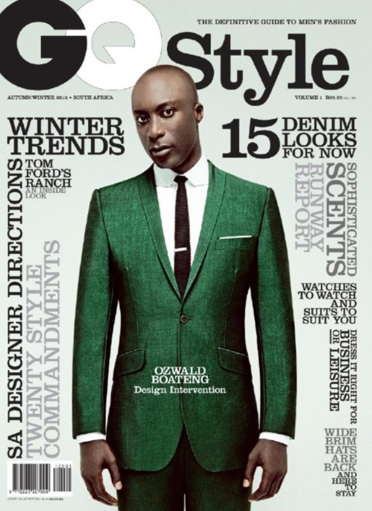 Menswear Trends 2013