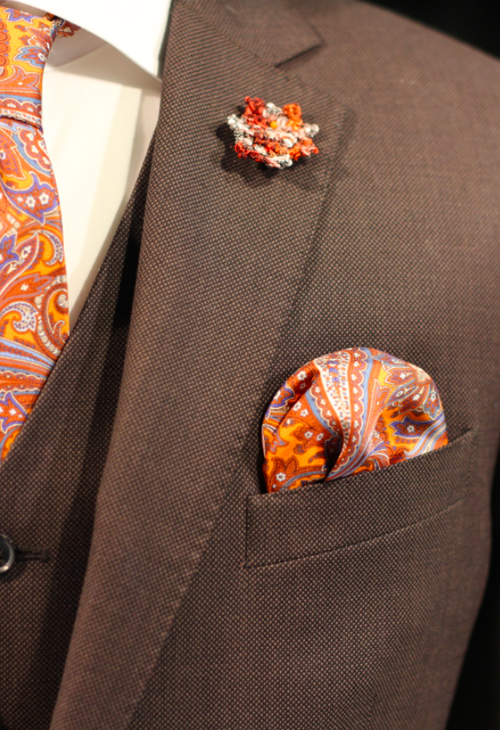 New Paisley Neckties