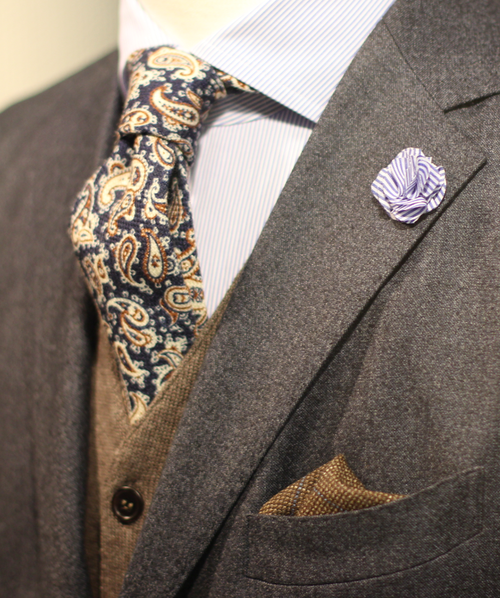 Paisley Patterned Ties for 2015
