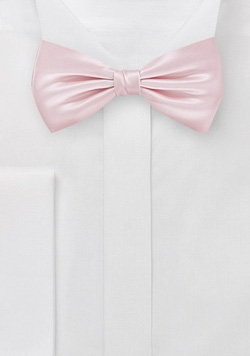 0225642215ea We love the look of a soft pink bow tie teamed up with a white button down  shirt, a seersucker blazer and a fresh flower pin. For a punchier look, ...