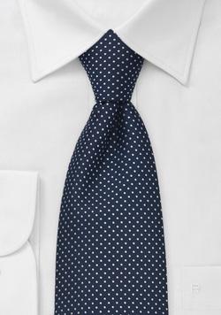 Designer Polka Dot Tie